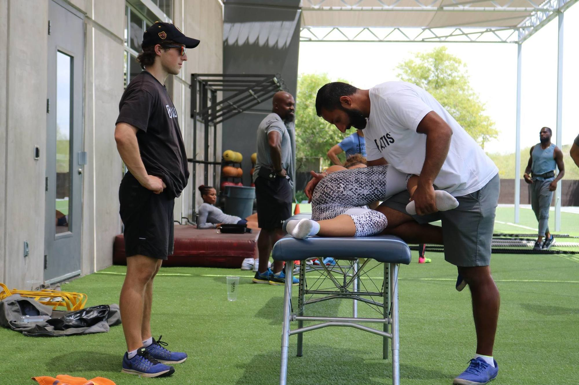 ALTIS Performance Therapy Program. UK.