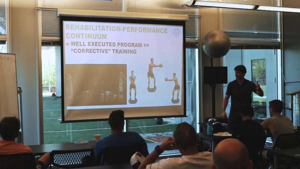 Dr. Doug Kechijian - Preparing the Injured Athlete for High Performance