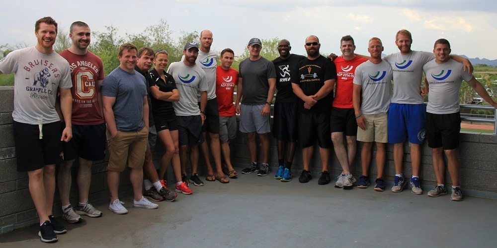 Altis events are attended by Athletes, Coaches and Therapists from across the globe.