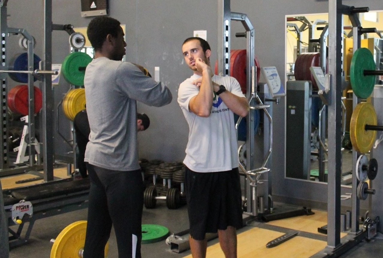 """""""When an athlete transitions from being told what tasks to perform to now having a voice in the process, a new level of mindfulness is achieved."""""""
