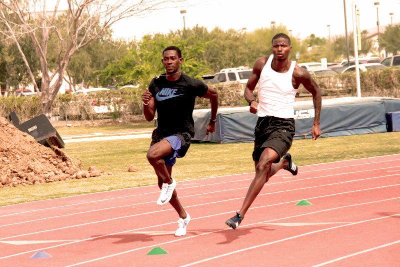 Koffi & Mitchell in practice