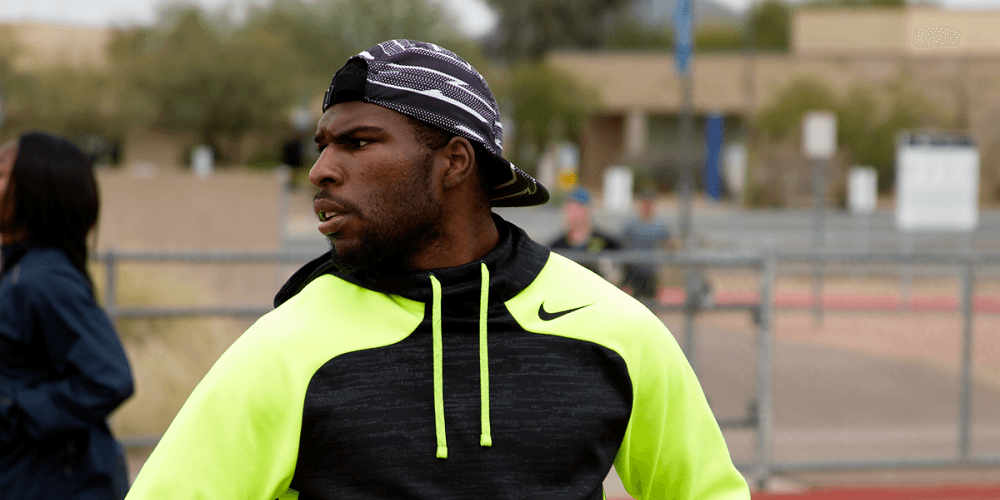 Ameer Webb sets World Lead marks for ALTIS