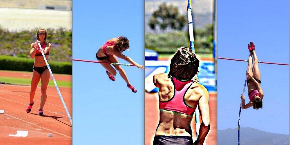 Kylie Hutson joins World Athletics Center