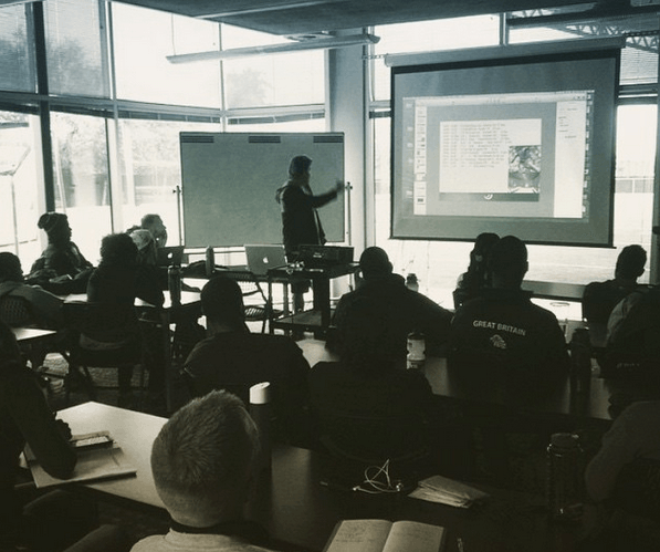 Each week at 'Altis School' a new topic is selected and a classroom setting Q&A ensues.