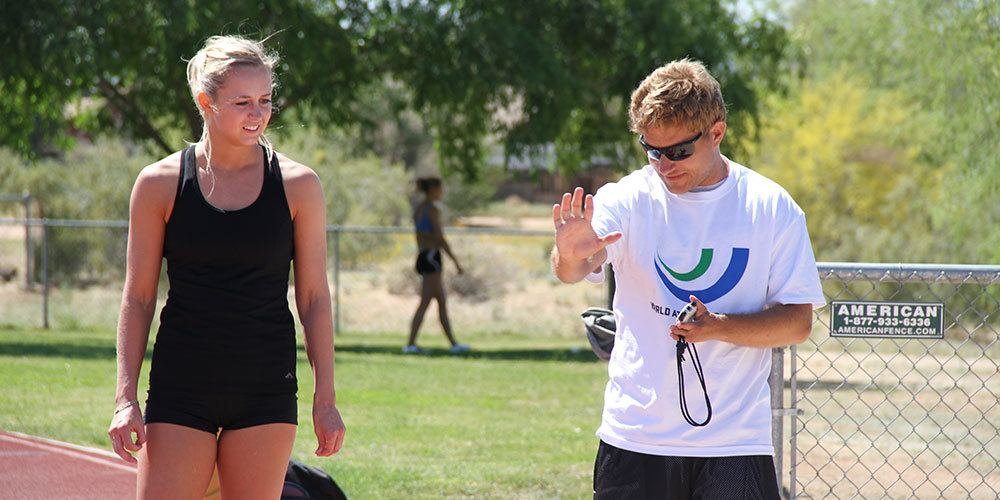 """Altis has some of the top coaches in the world working at their facility""  Zac Brouillette"