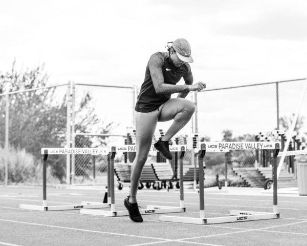 Altis Athlete Aries Merritt bw-1181