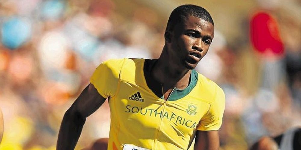 In his first ever Diamond League, Anaso Jobodwana smashed the South African National Record in the men's 200m.