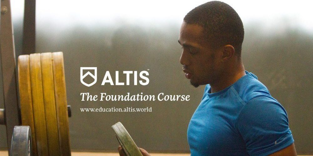 ALTIS Foundation Course review