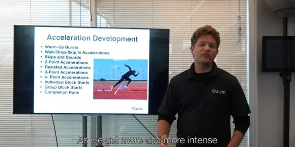Andreas Behm - Acceleration Development