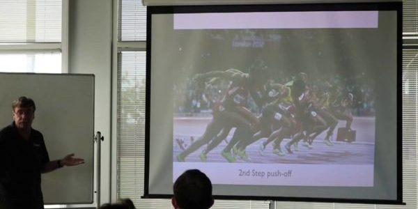 Dan Pfaff - Art of Coaching Speed