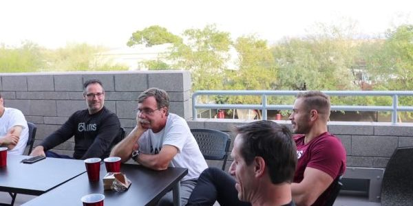 December ACP - Pool Side Chat - 12-09-16
