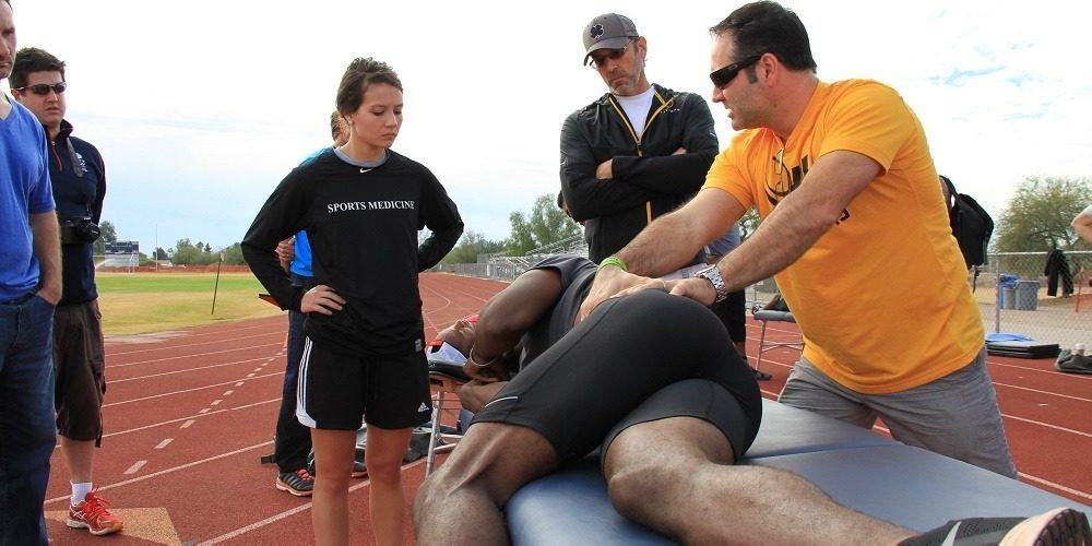 World Athletics Center Performance Therapy Program