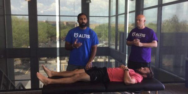 Hamstring Muscle Testing.mov