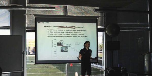JB Morin - Sprint Acceleration Mechanics & Performance (B2Ten)