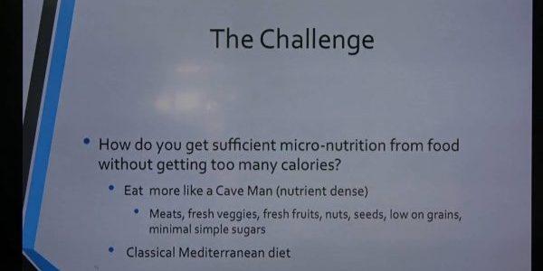 Jan DeBenedetto - Optimal Nutrition in America