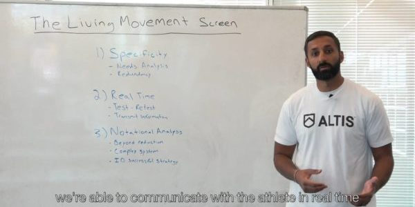 Jas Randhawa - The Living Movement Screen