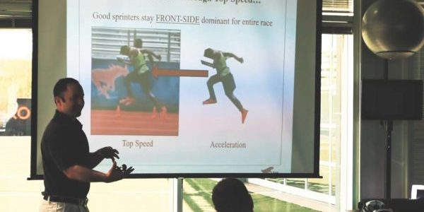 Ken Clark - Science & Application of Linear Speed for Team Sport Athletes